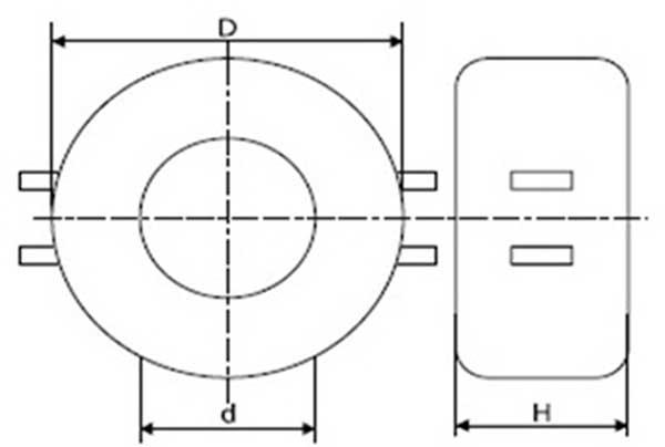 Схема тороидального