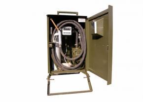 Колонка топливораздаточная переносная с ручным приводом КР-40 фото 1