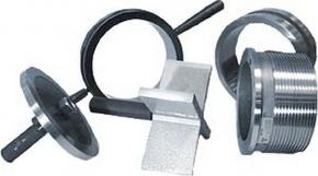 Калибры для соединений с трапецеидальной резьбой обсадных труб