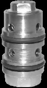 Гидрозамок односторонний КГ-3У