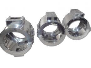 Металлические кольцевые нагреватели с охлаждением ЭНКмО фото 1