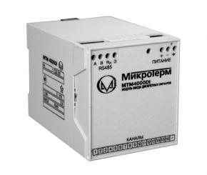 Модуль ввода дискретных каналов МТМ-4000Di