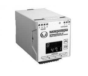 Модуль ввода дискретных каналов MTM4000AIС