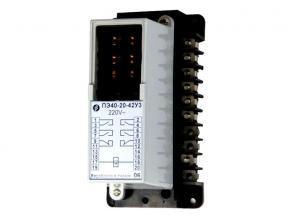 Реле промежуточные электромагнитные ПЭ40