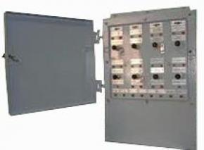 Щиты управления ЩПС-92 фото 1