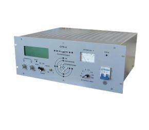 Система управления зеркальной антенной диаметром 3 ... 7м СУ5-4-1