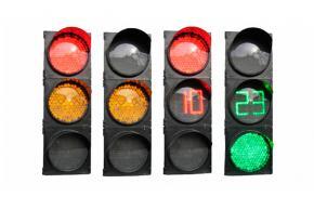 Светофоры транспортные с отсчетом времени Т 1.1.ТВЧ-АТ и Т 1.3.ТВЧ-АТ фото1