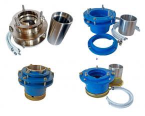 Уплотнительные устройства  для грунтовых насосов Гр