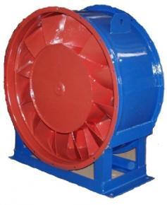 Вентиляторы осевые среднего давления В 2