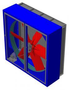 Вентиляторы осевые ВО 10-410 №12
