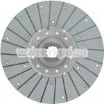 Диск ведомый муфты сцепления (жесткий диск) 45-1604040 А3-1 фото 1