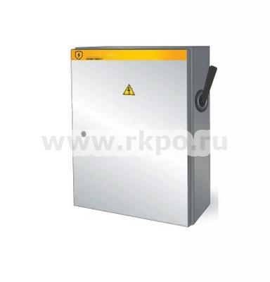 Ящик вводно-учетный с разрывным рубильником ЯУР фото 1