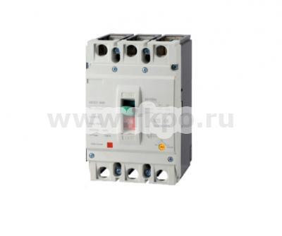 Автоматический выключатель с электронным расцепителем  MOD4 фото 1