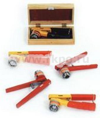 Инструмент для ручного обжима и съёма алюминиевых колпачков фото 1