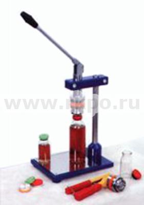 Приспособления и инструмент для ручного обжима и съёма колпачков типа К-3 фото 1