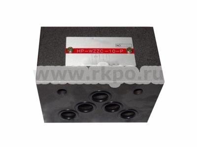 Клапан обратный модульного монтажа DN 10 WZZC-10-T фото 1