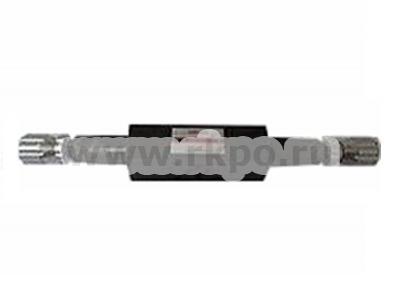 Клапан предохранительный (переливной) модульного монтажа DN 6 UZPR6-P-7 фото 1