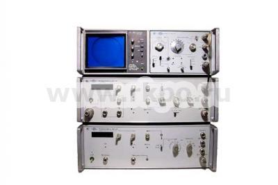 Фото анализатора спектра С4-60