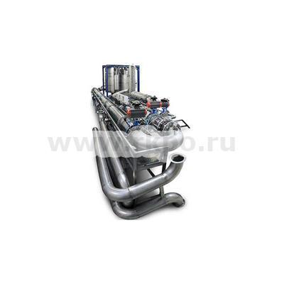 Автоматизированные поверочные установки для расходомеров-счетчиков жидкости (АПУ)