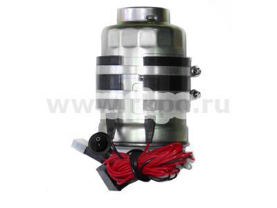 Бандажные подогреватели топливного фильтра серии ПБ-100 фото 1