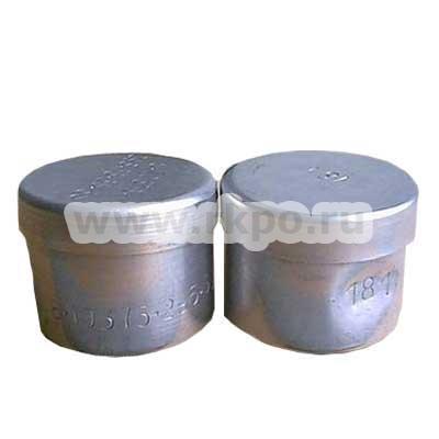 Бюксы алюминиевые фото 1