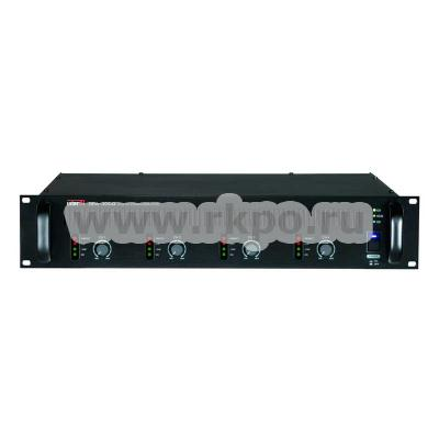 Цифровой усилитель DPA-300Q (INTER-M), 4Х300 ВТ