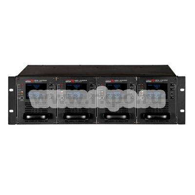 Цифровой усилитель DPA-4300M (INTER-M), 4Х300 ВТ