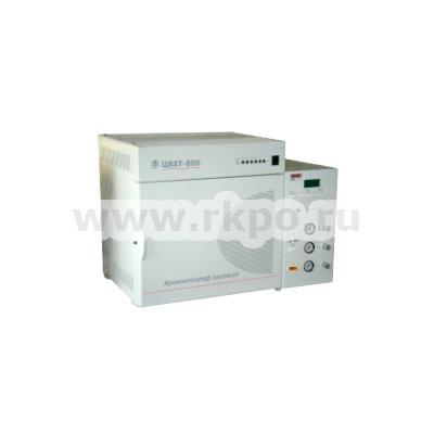Газовый хроматограф ЦВЕТ-800