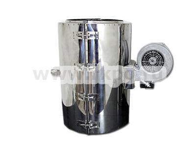 Керамический кольцевой нагреватель с охлаждением ЭНКкО фото 1