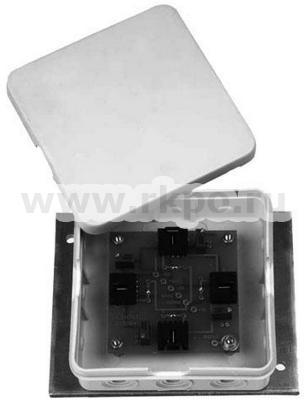 Балансировочная клеммная коробка-сумматор KPB-4 для датчиков PB фото 1