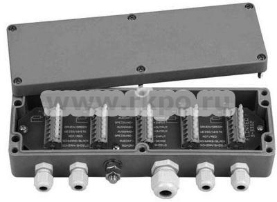Балансировочная клеммная коробка-сумматор KRK-4 фото 1