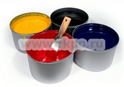 Краски трафаретные для жести фото 1