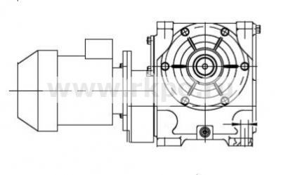 Мотор-редуктор МЦЧ-100 фото 1