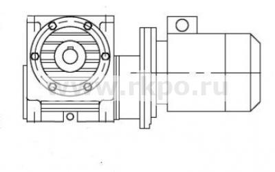 Мотор-редуктор МЦЧ-125 фото 1