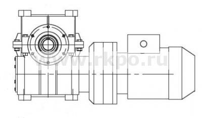 Мотор-редуктор МПЧ-180 фото 1