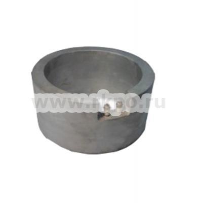 Алюминиевый кольцевой нагреватель фото 1
