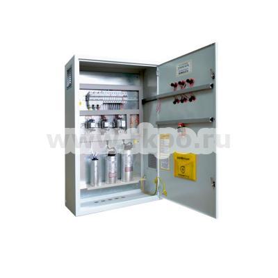 Фото нерегулируемой конденсаторной установки КРМД 200 кВАр