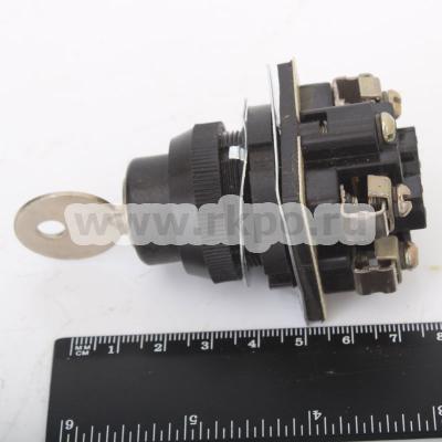 Переключатель модульный поворотный ПЕ-181 - общий вид