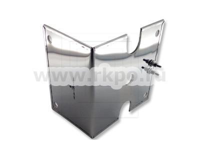Плоский металлический нагреватель фото 1