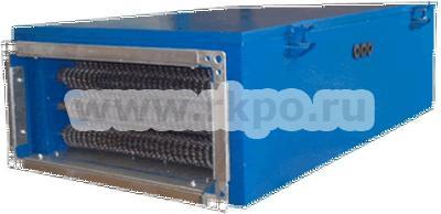 Приточные установки с электрическим нагревателем ПБ фото 1