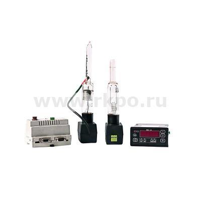 Общепромышленный трехканальный вакуумметр РВЭ-4.3