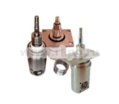 Самоцентрирующиеся уплотнительные устройства для насосов-дозаторов НД