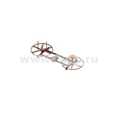 Станок для перемотки кабеля, провода СП 0,7-30Р