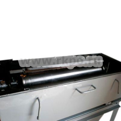 Фото сухого барабанного магнитного сепаратора ПБС