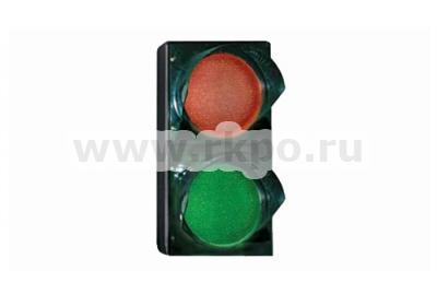 Светофоры двухсекционные Т 1.1(1.3)-КЗ-АТ фото1