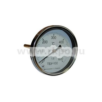 Фото Термометры биметаллические показывающие ТБУ-100