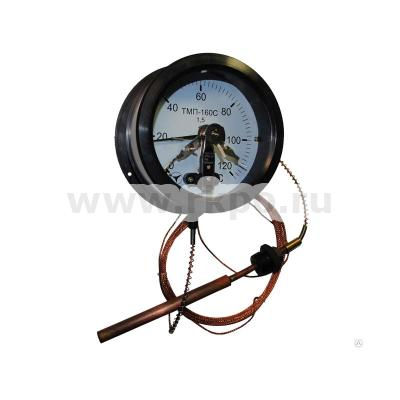 Фото Термометры капиллярные (сигнализирующие) ТМП-160С