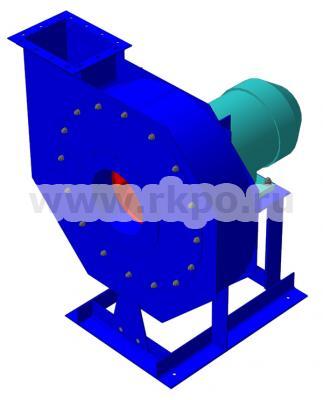 Вентиляторы радиальные высокого давления ВР 132-30 (ВЦ 6-28) фото 1