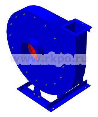 Вентиляторы радиальные высокого давления ВВД  фото 1