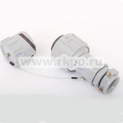 Вилка РБН-1-3-5-Ш4-ВК - общий вид